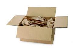 Material de empacotamento Foto de Stock