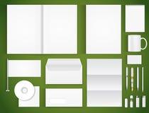 Material de escritório Imagem de Stock