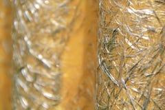Material de la fibra Imágenes de archivo libres de regalías