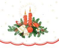 Material de la Navidad foto de archivo libre de regalías
