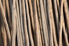 Material de madeira coloc em ordem imagem de stock