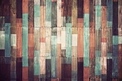 Material de madeira para o papel de parede do vintage Foto de Stock Royalty Free