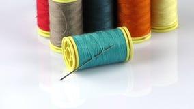 Material de materia textil colorido de la tela Rolls metrajes