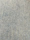 Material de materia textil Jean imagen de archivo