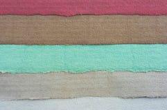 Material de papel Textured Fotografía de archivo libre de regalías