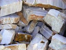 Material de pedra do Onyx Fotos de Stock Royalty Free