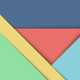 Material design background Royalty Free Stock Image