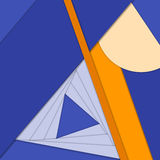 Material design background. For tablet and smartphone, print templates, presentations etc Royalty Free Stock Photo