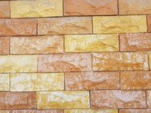 Design of brick, textured background Stock Images