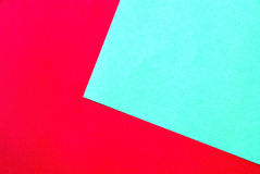 Material design on colorful papers. Material design on colorful origami papers Stock Photo