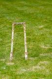 Material desportivo - engrenagem do cróquete Fotografia de Stock Royalty Free