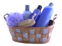 Material do banho Fotografia de Stock
