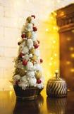 Material do Natal imagem de stock