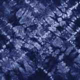 Material dyed batik. Shibori Stock Photos
