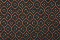 Material em testes padrões geométricos, um fundo. Foto de Stock