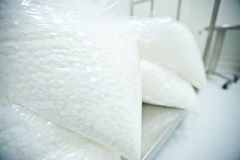 material emballage pills Arkivbilder