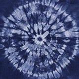 Material färgad batik Shibori Royaltyfria Bilder