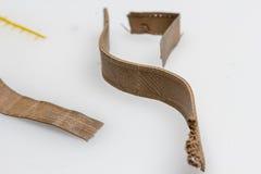Material flexível da impressão 3d Foto de Stock