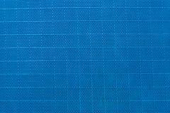 Material forte e durável da parada azul do rasgo imagem de stock