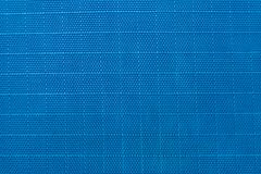 Material fuerte y durable de la parada azul del rasgón imagen de archivo