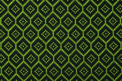 Material geometric patterns, a background Stock Photo