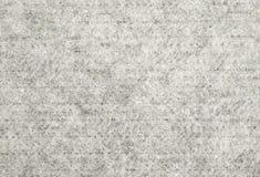 Material gris de las lanas para coser Imagen de archivo