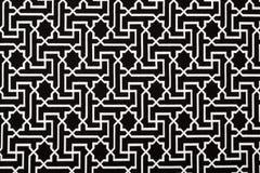 Material i geometriska modeller, en textilbakgrund. Royaltyfri Fotografi