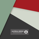 Material icon design Stock Photography