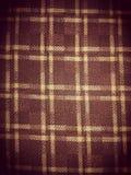 Material marrom dourado Foto de Stock Royalty Free
