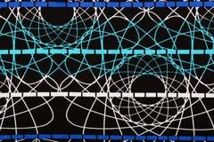 Material med den abstrakta modellen, en bakgrund Royaltyfria Foton