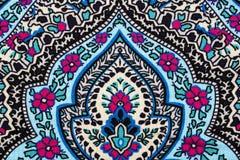 Material mit abstraktem Muster, ein Hintergrund Lizenzfreie Stockfotografie