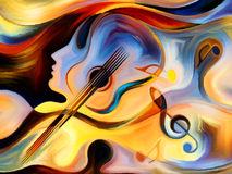 Material of Music Stock Images