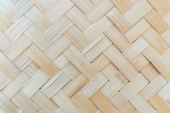 Material natural handcraft weave texture bamboo surface interior for background stock photo