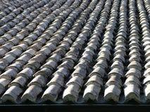 Material para techos de piedra Imagen de archivo