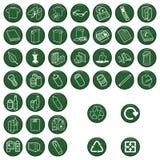Material Recyclable Imagem de Stock