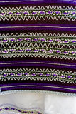 Material with romanian traditional embroidery-1 Royalty Free Stock Photos