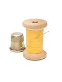 Material Sewing Imagens de Stock Royalty Free