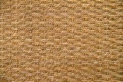 material sisal Royaltyfria Bilder