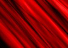Material vermelho Fotos de Stock Royalty Free