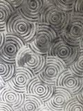 Materiale illustrativo astratto del cerchio sulla via Fotografia Stock Libera da Diritti