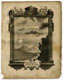 Materiale illustrativo del XVI secolo Fotografia Stock