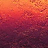 Materiale illustrativo di colori caldi Struttura della superficie ruvida Materiale illustrativo strutturato della parete immagine stock libera da diritti