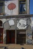 Materiale illustrativo di Valparaiso Fotografie Stock Libere da Diritti