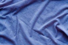 Materiale o tessuto piegato Immagini Stock