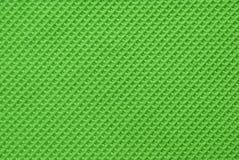 Materiale verde fotografia stock libera da diritti