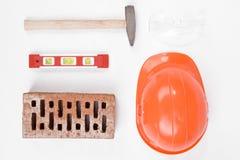 Materiales de construcción Imagen de archivo libre de regalías