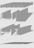 Materiales de construcción. Stock de ilustración