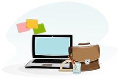 Educación y concepto del negocio Imagen de archivo libre de regalías
