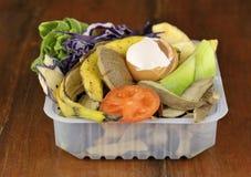 Materiales del estiércol vegetal Foto de archivo libre de regalías