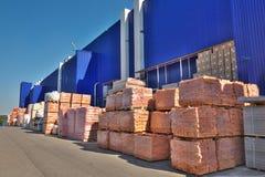 Materiali da costruzione Immagine Stock Libera da Diritti
